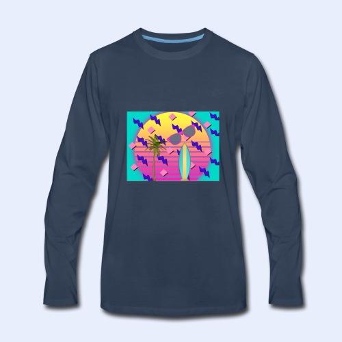 FED00D4C 23ED 4C28 AAAC CB62843983E6 - Men's Premium Long Sleeve T-Shirt