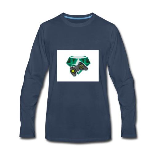 new logo merch - Men's Premium Long Sleeve T-Shirt