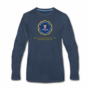 Winners Don't Use Drugs - Men's Premium Long Sleeve T-Shirt