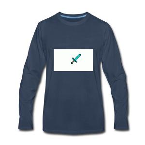 be a pro - Men's Premium Long Sleeve T-Shirt