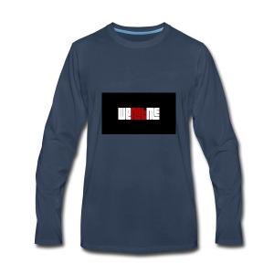 WE NOT ME CLASSIC LOGO - Men's Premium Long Sleeve T-Shirt
