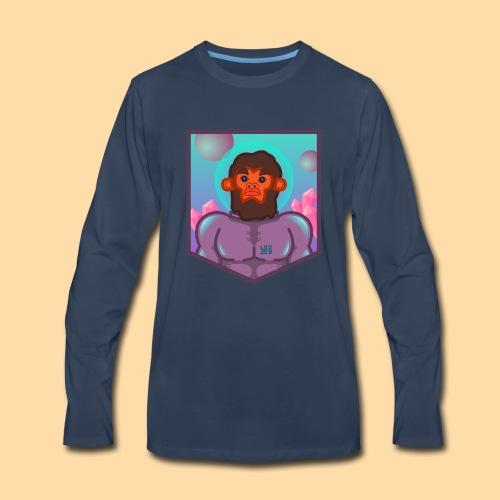 First Officer Monk - Men's Premium Long Sleeve T-Shirt
