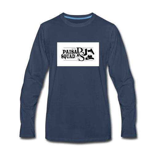 Paisa Squad 2 - Men's Premium Long Sleeve T-Shirt