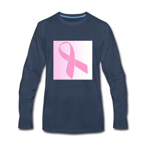 CANCER FiGHTERS - Men's Premium Long Sleeve T-Shirt