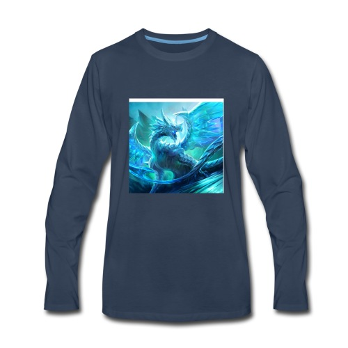 Cristal drive - Men's Premium Long Sleeve T-Shirt