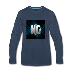 NadhirGamer Merch - Men's Premium Long Sleeve T-Shirt