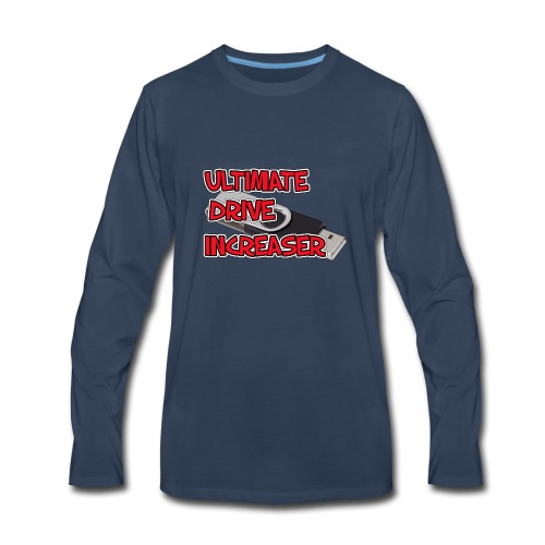 BUY DRIVE INCREASER LLC SPREADSHIRTS - Men's Premium Long Sleeve T-Shirt