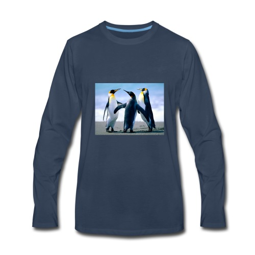 Penguins - Men's Premium Long Sleeve T-Shirt