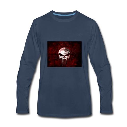 skulls 33 - Men's Premium Long Sleeve T-Shirt