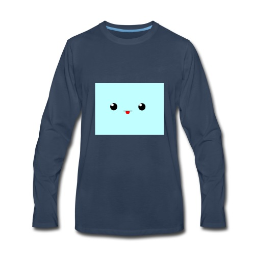 blob shirt - Men's Premium Long Sleeve T-Shirt