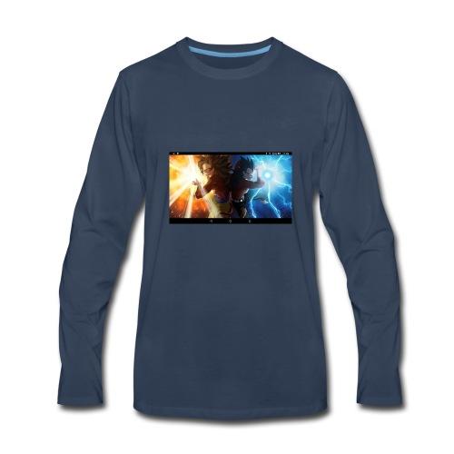 Dragon ball - Men's Premium Long Sleeve T-Shirt