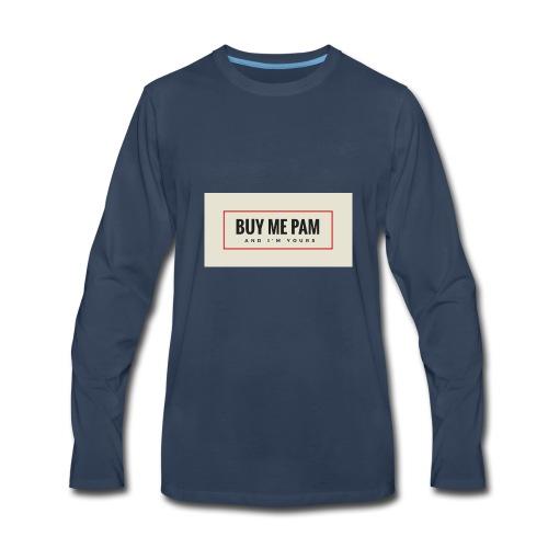 BMP - Men's Premium Long Sleeve T-Shirt