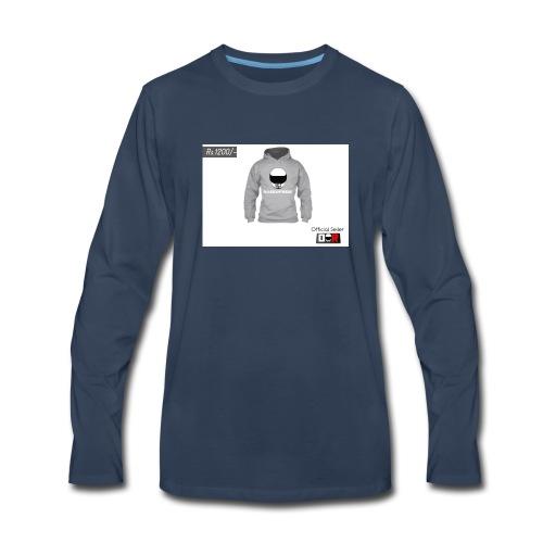 Winter Hoodie by DoseOfRide | Rs.1200/- - Men's Premium Long Sleeve T-Shirt