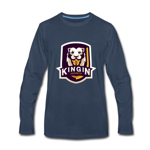 KingIN Esports - Men's Premium Long Sleeve T-Shirt