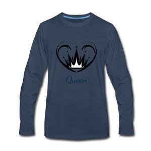 queen - Men's Premium Long Sleeve T-Shirt