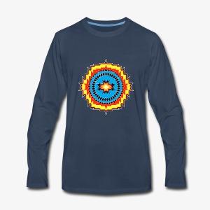 Native Design - Men's Premium Long Sleeve T-Shirt