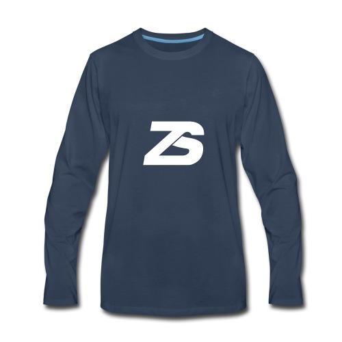 Zeus Sanction - Men's Premium Long Sleeve T-Shirt