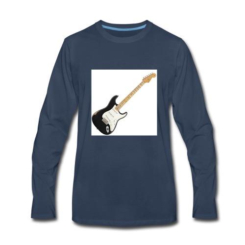 Vintage Axe - Men's Premium Long Sleeve T-Shirt