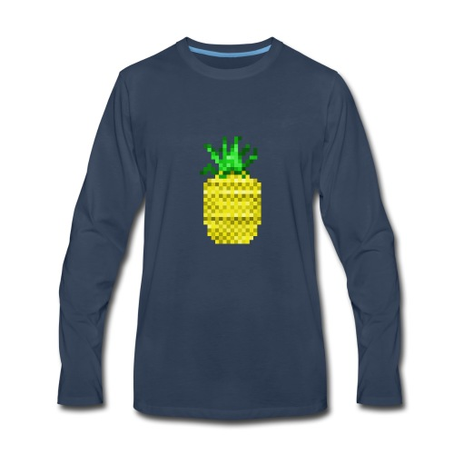 Apple of Pine - Men's Premium Long Sleeve T-Shirt
