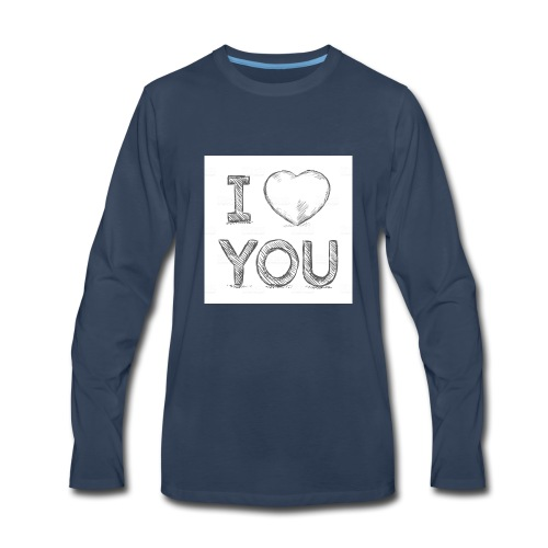 Amit - Men's Premium Long Sleeve T-Shirt
