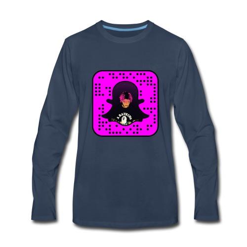 snapcode UZI - Men's Premium Long Sleeve T-Shirt