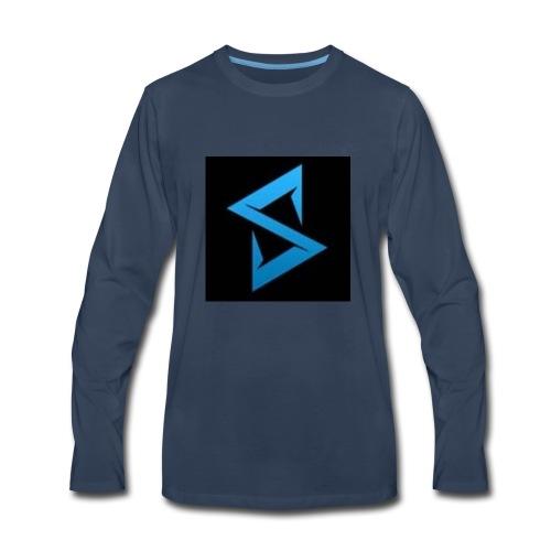 Seth Tale Logo - Men's Premium Long Sleeve T-Shirt