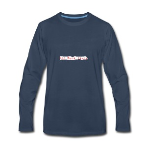 Too Much Sauce - Men's Premium Long Sleeve T-Shirt