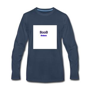 First Ever design - Men's Premium Long Sleeve T-Shirt