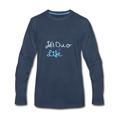 LA Duo 4 Life - Men's Premium Long Sleeve T-Shirt