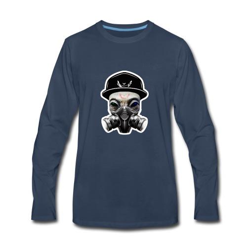 E.2. - Men's Premium Long Sleeve T-Shirt
