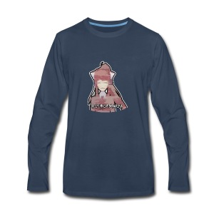 Just Monika - Men's Premium Long Sleeve T-Shirt