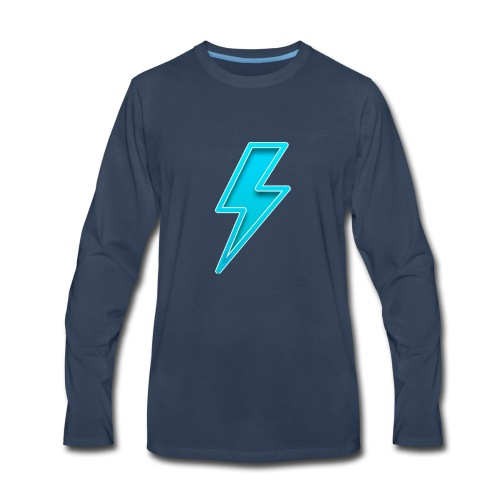 Luziozz Merch - Men's Premium Long Sleeve T-Shirt