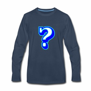 Idk Player Logo - Men's Premium Long Sleeve T-Shirt