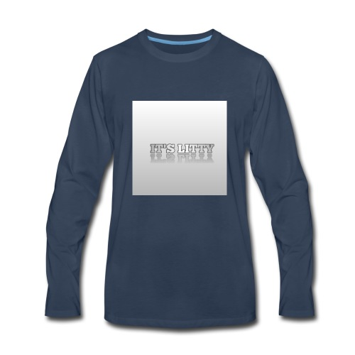 IT'S LITTY - Men's Premium Long Sleeve T-Shirt