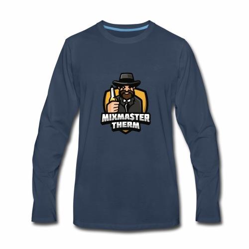 MixMa$ter Therm! - Men's Premium Long Sleeve T-Shirt
