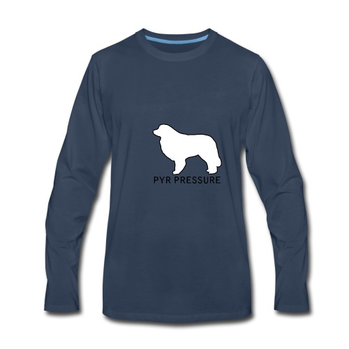 PYR PRESSURE - Men's Premium Long Sleeve T-Shirt