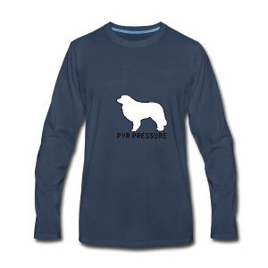 PYR PRESSURE - Men's Premium Long Sleeve T-Shirt