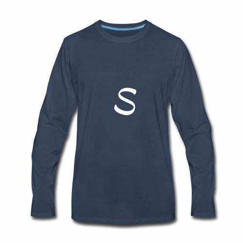 Saucin' - Men's Premium Long Sleeve T-Shirt