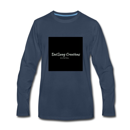 DatSwag Creations - Men's Premium Long Sleeve T-Shirt