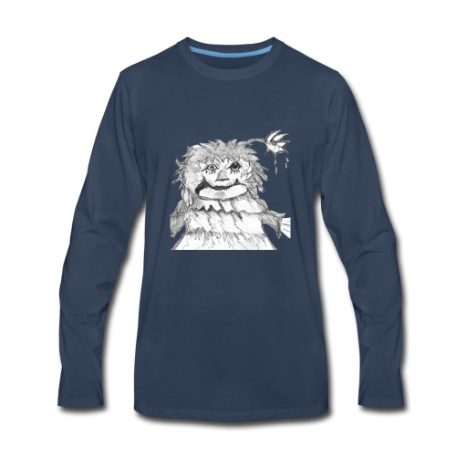 Rattly Ann - Men's Premium Long Sleeve T-Shirt