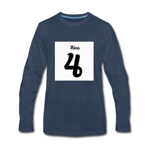 #bellariosfans - Men's Premium Long Sleeve T-Shirt