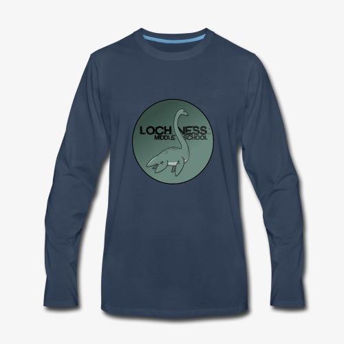 LOCH NESS - Men's Premium Long Sleeve T-Shirt