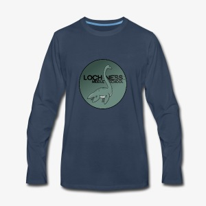 LOCH NESS - Men's Premium Long Sleeve T-Shirt