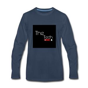 The Tech t-shirts - Men's Premium Long Sleeve T-Shirt
