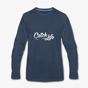 Catch Life - Men's Premium Long Sleeve T-Shirt