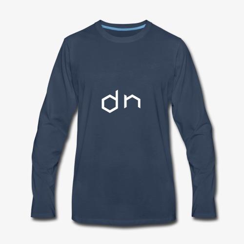 DN - Men's Premium Long Sleeve T-Shirt