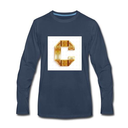 c.. the cool merch - Men's Premium Long Sleeve T-Shirt