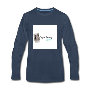 1517696587755 - Men's Premium Long Sleeve T-Shirt