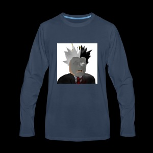 Cadutad T-shirt - Men's Premium Long Sleeve T-Shirt