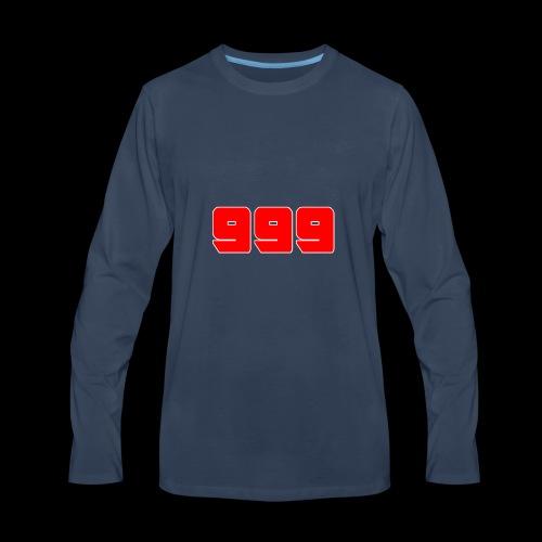 team999 - Men's Premium Long Sleeve T-Shirt